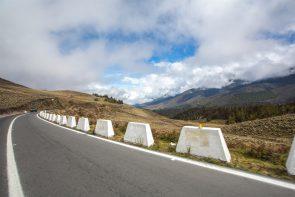 A road in Venezuela