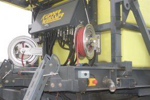 High pressure equipment