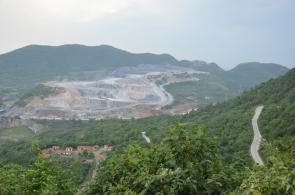 Sinoma Anhui cement mine