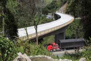 Colombia's Calarca – Cajamarca Highway project
