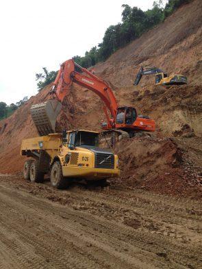 Ecuador's Buenavista – Zaruma Highway