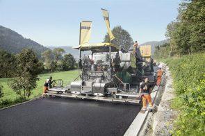 VÖGELE paving machine