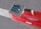 Zehntner precision road marking measurement unit