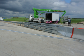 Testing of barriers