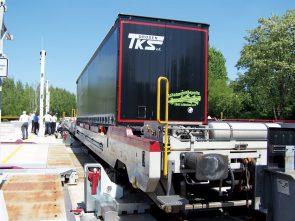 The Cargobeamer system